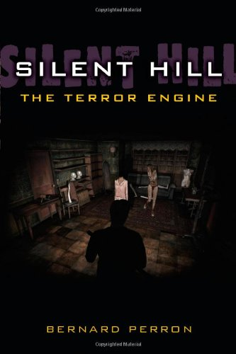 Large book cover: Silent Hill: The Terror Engine