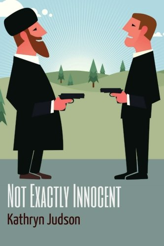 Large book cover: Not Exactly Innocent