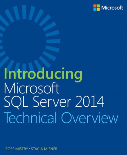Large book cover: Introducing Microsoft SQL Server 2014