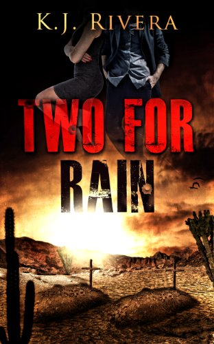 Large book cover: Two For Rain