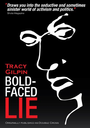 Large book cover: Bold-Faced Lie