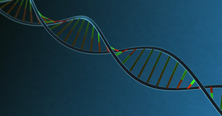 Illustration of Biological Sciences: Genetics