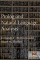 Small book cover: Prolog and Natural-Language Analysis