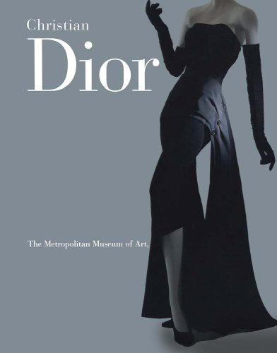 Large book cover: Christian Dior
