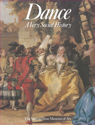 Large book cover: Dance: A Very Social History