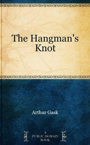 Large book cover: The Hangman's Knot
