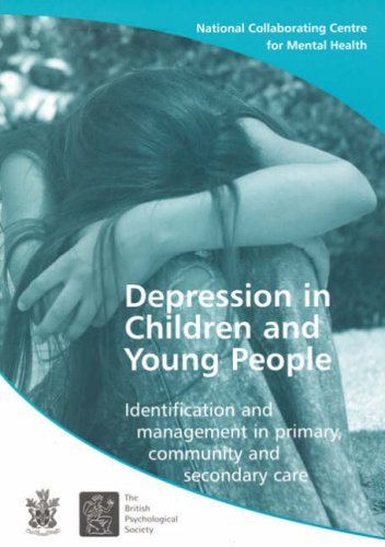 Large book cover: Depression in Children and Young People