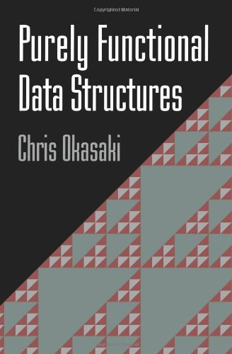 Large book cover: Purely Functional Data Structures