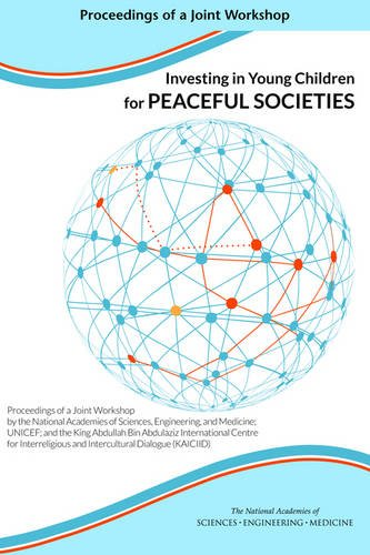 Large book cover: Investing in Young Children for Peaceful Societies