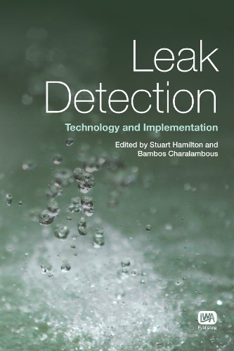Large book cover: Leak Detection: Technology and Implementation