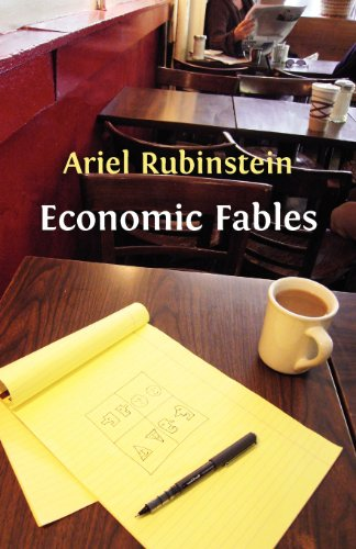 Large book cover: Economic Fables