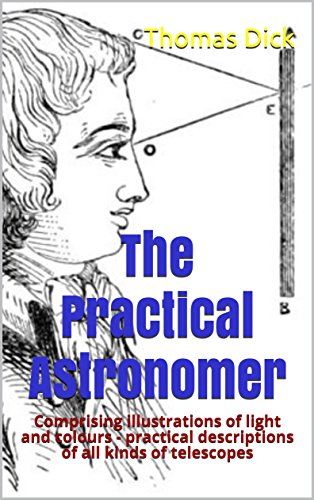 Large book cover: The Practical Astronomer