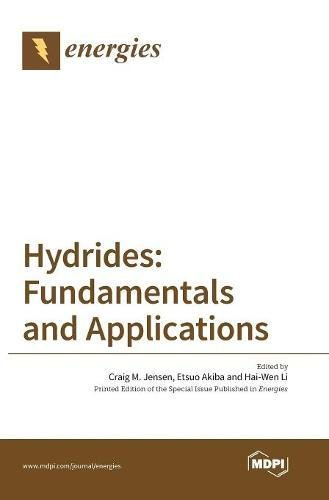 Large book cover: Hydrides: Fundamentals and Applications