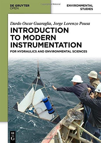 Large book cover: Introduction to Modern Instrumentation: For Hydraulics and Environmental Sciences