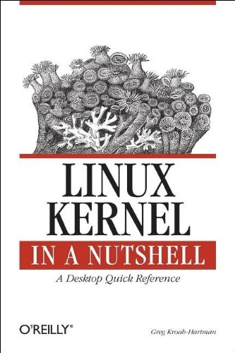 Large book cover: Linux Kernel in a Nutshell