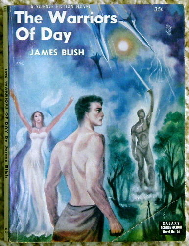 Large book cover: The Warriors of Day