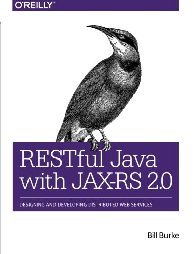 Large book cover: RESTfu­­l Jav­a­ wit­h ­JAX­-­­RS 2.­0