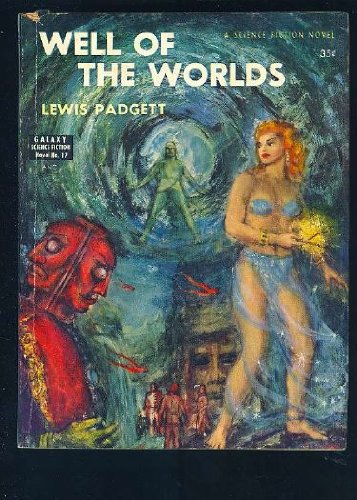 Large book cover: Well of the Worlds