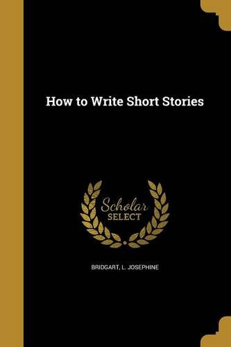 Large book cover: How to Write Short Stories