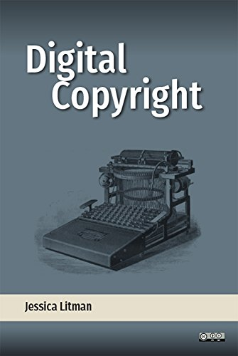 Large book cover: Digital Copyright