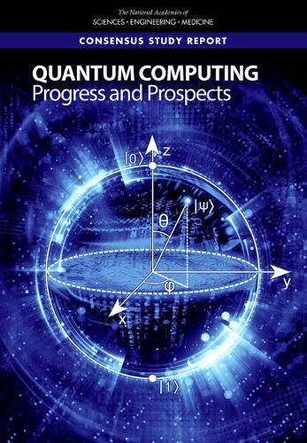 Large book cover: Quantum Computing: Progress and Prospects