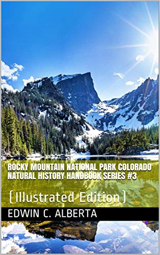 Large book cover: Rocky Mountain National Park, Colorado