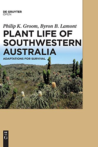 Large book cover: Plant Life of Southwestern Australia: Adaptations for Survival