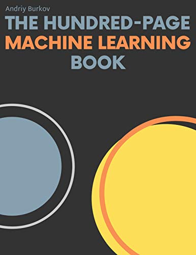 Large book cover: The Hundred-Page Machine Learning Book