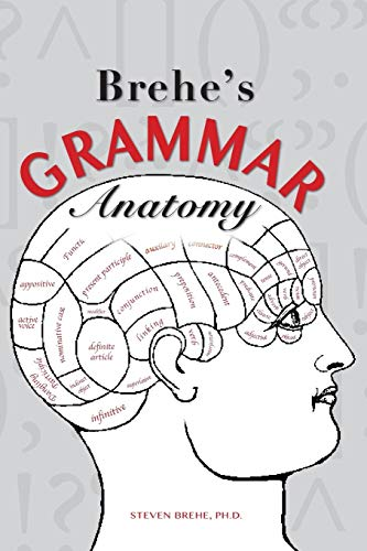 Large book cover: Brehe's Grammar Anatomy