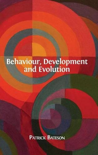Large book cover: Behaviour, Development and Evolution