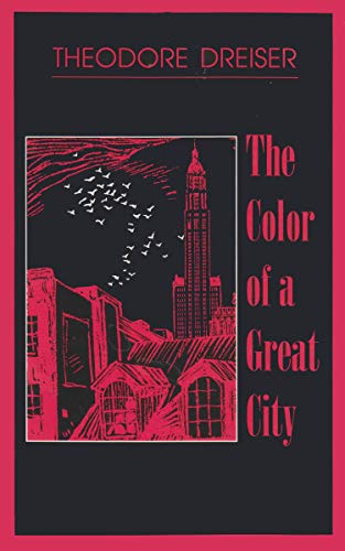 Large book cover: The Color of a Great City