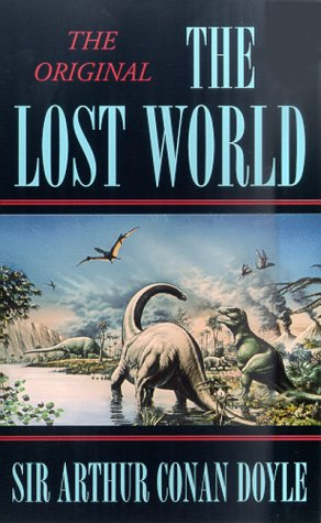 Large book cover: The Lost World