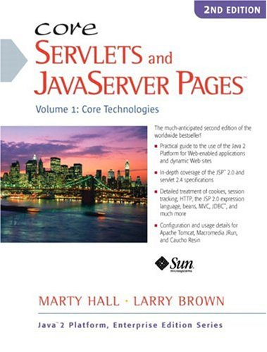 Core Servlets and Javaserver Pages - Download link
