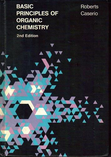 Large book cover: Basic Principles of Organic Chemistry, 2ed