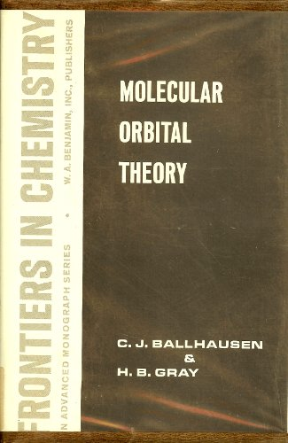 Large book cover: Molecular Orbital Theory