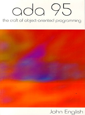 Large book cover: Ada 95: The Craft of Object-Oriented Programming