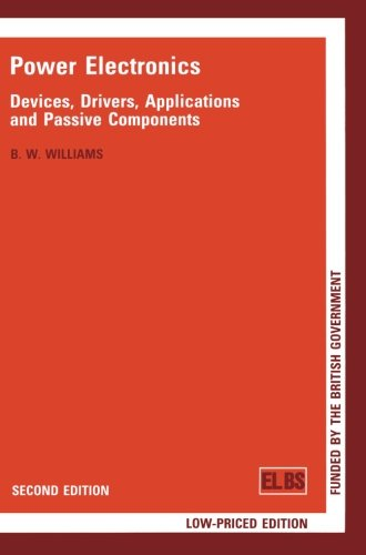 Power Electronics: Devices, Drivers, Applications, and