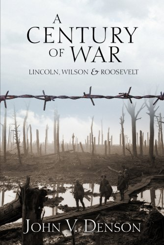 Large book cover: A Century of War