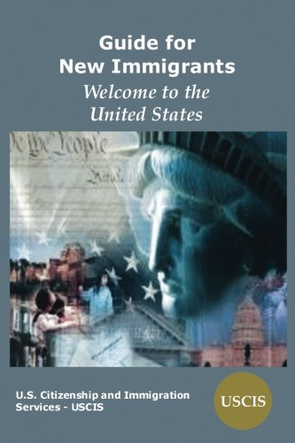 Large book cover: Welcome to the United States: A Guide for New Immigrants