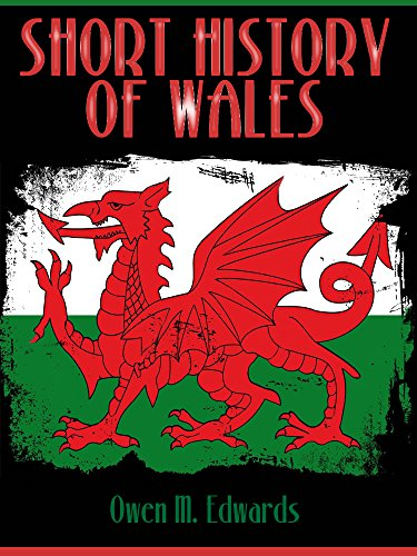 Large book cover: A Short History of Wales