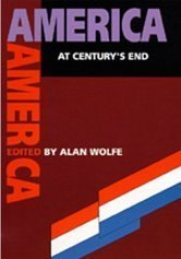 Large book cover: America at Century's End