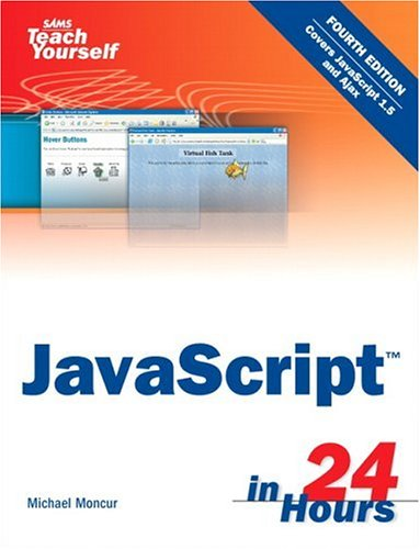 Sams Teach Yourself JavaScript in 24 Hours - Download link