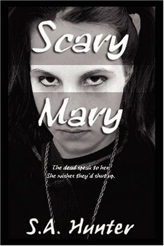 Large book cover: Scary Mary