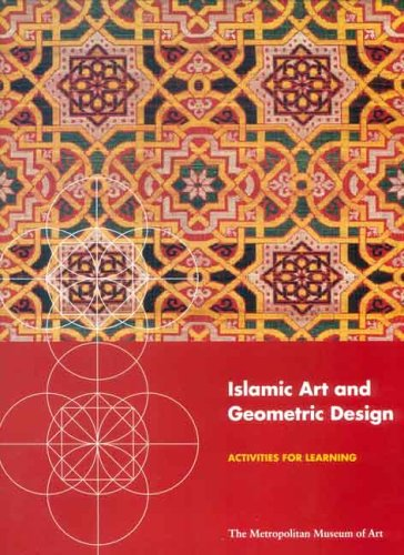 Large book cover: Islamic Art and Geometric Design: Activities for Learning