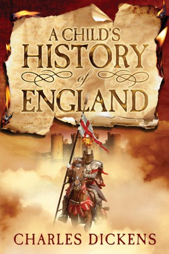 Large book cover: A Child's History of England