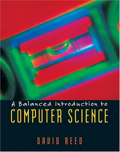 A Balanced Introduction to Computer Science - Download link