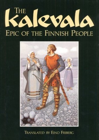 Elias Lönnrot Kalevala