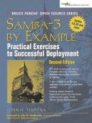 Large book cover: Samba-3 by Example