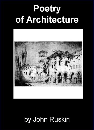 Large book cover: The Poetry of Architecture