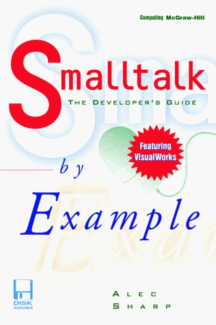 Large book cover: Smalltalk by Example: The Developer's Guide